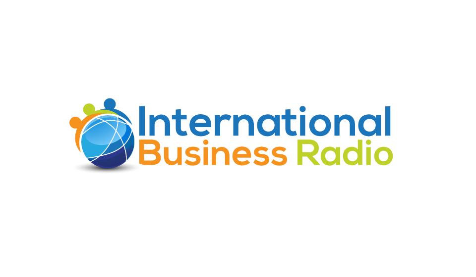 International Business Radio Logo