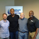 Georgia Business Radio – Lee Haney 8 Time Mr. Olympia and Reggie Kelly from NFL Gridiron to the Cast Iron
