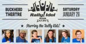 Zaxby's Idol 2
