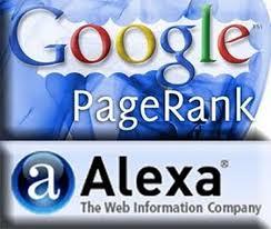 Alexa Ranking1