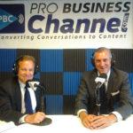 Michael Bernstein, Founder MEB Finance Interviewed on Capital Club Radio
