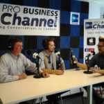 Michael Anderson with Independent Distilling Company and Jaz Jarzewiak with Hope Springs Distillery on Bar Talk Radio