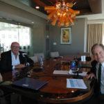 "Chris Hogg: Still Enjoying His ""Gap Year"" After 40 Years! Interview on Capital Club Radio"
