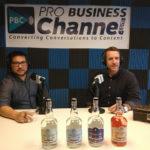 Geoff Curley with Gin Lane1751 Interview on Bar Talk Radio
