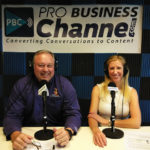 Marcia Mead with Outdoor Living Brands: Archadeck, Outdoor Lighting Perspectives, Mosquito Squad, Renew Crew, and Conserva Irrigation on Franchise Business Radio