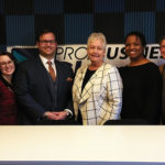 Usher's New Look, No Longer Bound and Auditory-Verbal Center on NonProfits Radio